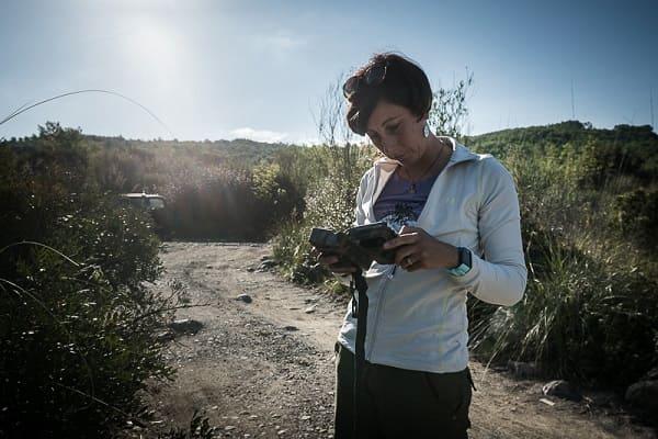 Intervista a biologa Paola Fazzi su fototrappolaggio