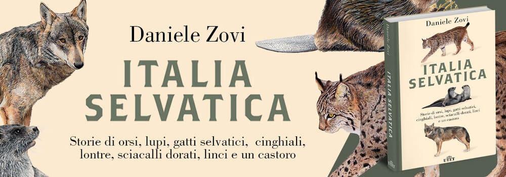 Recensione libro Italia Selvatica di Daniele Zovi