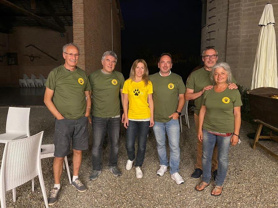 Staff Osservatorio Lupi Valdenza